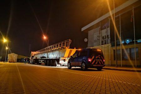 PERMITAS - negabaritinių krovinių pervežimas, palyda, leidimai